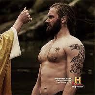 The moment I realised I still had hormones....Rollo from Vikings