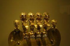 Museo del oro.Colombia