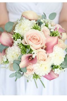 Wedding Bouquets for Summer