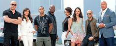 'Fast and Furious 8': Vin Diesel y Michelle Rodriguez recorren las calles de Cuba en el nuevo tráiler internacional  Noticias de interés sobre cine y series. Estrenos trailers curiosidades adelantos Toda la información en la página web.