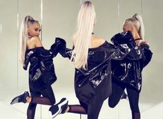 a28024d572d Ariana Grande is the new face of the Reebok Fusion Flexweave shoe — shows  improvement over Selena Gomez in Puma s Ignite Flash