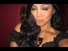 Itsjudytime, she is my favorite guru as far as hairdos with curls go!!! <3
