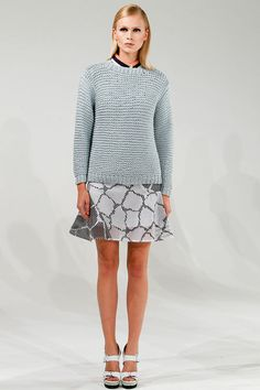 Ostwald Helgason Spring 2013 Ready-to-Wear Collection Slideshow on Style.com