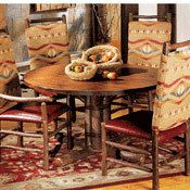 Instead of totally re-covering my dining chairs, what if I did something like this....