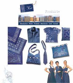 Koo Blaudruck Produkte