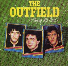 The Outfield. (A greatest hits album). So many good songs Tears For Fears, The Outfield, Greatest Hits, Cool Bands, Album Covers, Fields, Baseball Cards, Play, My Love