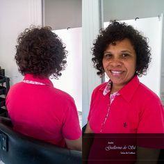 corte curly hair