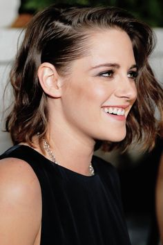 """ "" Kristen Stewart at the Marie Claire Image Makers Awards (January 12th, 2016) "" """