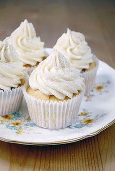 amaretto cupcakes  recipe found here:  http://iheartkatiecakes.blogspot.com/2010/09/national-cupcake-week-amaretto-cupcakes.html