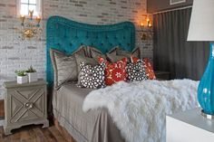 Carriage House - eclectic - bedroom - christybphillips