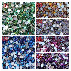 Brilliant 12mm Sunflower Design Acrylic Rhinestones Clear Acrylic Rrhinestones Stone Facets Point Rhinestones Decoration Diy Crafts Sale Price Beads & Jewelry Making Jewelry & Accessories