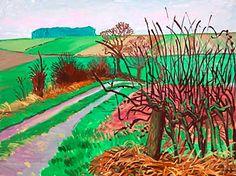 DAVID HOCKNEY : ANNELY JUDA FINE ART