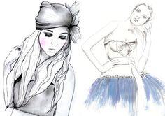 sarah hankinson illustration...