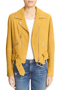 My top pick from the @nordstrom anniversary sale -- this Veda suede jacket (other favorites from the #NSale today on chicityfashion.com)