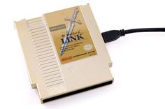 DISCOUNTED USB3 NES Hard Drive The Legend of Zelda von 8BitMemory