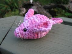 Note to self: learn to crochet, already! (Note - I DID, and I love it!!!!)