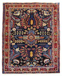 Armani weave Lilian rug, circa 1920.