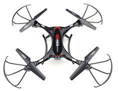 X-Fighter K60 2.4G 6-Axis 4CH Headless Mode 2MP Camera RC Quadcopter RTF F15572 Kini Kai