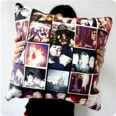 Stitchtagram: Instagram On Pillows