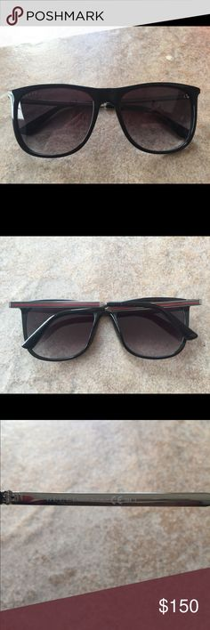 Gucci Sunglasses Gucci GG1129/S purchased for me at Nordstrom for $295. Flattering unisex style. Unfortunately I don't have original case but will include a hard case when shipped 👍🏻 Gucci Accessories Sunglasses