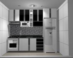 Small Kitchen Set, Kitchen Sets, Kitchen Decor, Kitchen Design, Kitchen Rack, Kitchen Photos, My Room, Barn Wood, Space Saving