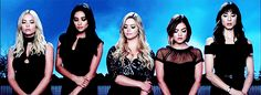 "Abertura de ""Pretty Little Liars"" foi modificada na sexta temporada"