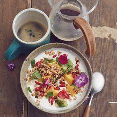 Rezept von Thomas Elstermeyer: Superfood-Granola