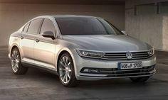 #Volkswagen #Passat. Estética deportiva, diseño y confort con confianza.