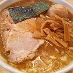 自家製中華そば としおか - 早稲田/ラーメン [食べログ]