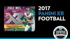 2017 Panini XR Football Box Break