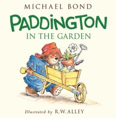 Paddington comes up with an unexpected design for his part of the garden just in time for National Garden Day.