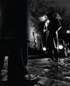 film noir | ... William Friedkin reveals the father of film noir — Film Noir Blonde