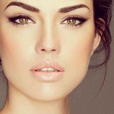 Картинки по запросу легкий макияж