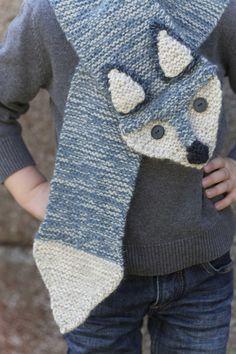 La Maison Victor NL   Brei deze warme Gunther sjaal