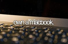 Own a MacBook