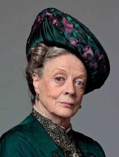 The Dowager Countess, Lady Violet Crawley (Maggie Smith)