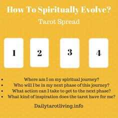 Try out this tarot spread for spirtual path. Tarot Card Spreads, Tarot Astrology, Oracle Tarot, Tarot Learning, Spiritual Guidance, Spiritual Growth, Spiritual Path, Spiritual Awakening, Tarot Readers
