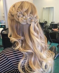 Gorgeous Four Strand Best French Braided Hairstyles