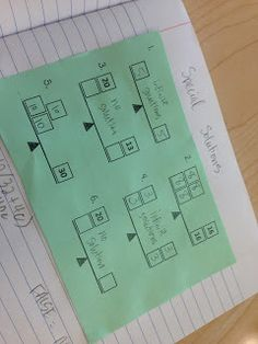 Math Dyal: Solving Equations Activities Round Up