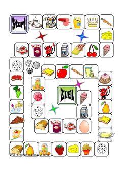 English Games For Kids, English Lessons For Kids, German Grammar, German Language, Speech Language Therapy, Speech And Language, Teaching Phonics, Teaching Kids, Teaching English