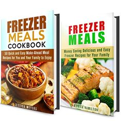 Freezer Meals Box Set: Over 70 Delicious, Quick and Easy Freezer Meal Recipes for You and Your Family to Enjoy! (Busy People's Cookbook) by Monica Hamilton http://www.amazon.com/dp/B014C89NAS/ref=cm_sw_r_pi_dp_haUuwb0GMPQM0