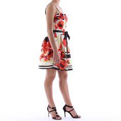Vestito fiorato gonna palloncino donna - € 44,90 | Nico.it - #fashionista #nicoit #nicoabbigliamentocalzature #fashion #nuoviarrivi #newarrivals #newcollection #nuovacollezione #bestoftheday #outfit #outfitoftheday #spring #springsummer #summer #ss15 #2015