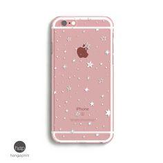 iPhone se caso chiaro chiaro caso di iphone con di hangAprint