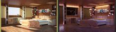 3d interior design.render cycle #blender Bunk Beds, Divider, 3d, Interior Design, Room, Furniture, Home Decor, Design Interiors, Homemade Home Decor