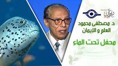 د. مصطفى محمود - العلم والإيمان - محفل تحت الماء Kids Tv