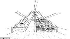 Rangements astucieux sous les combles Plans, Room, Mansard Roof, Attic Spaces, Storage, Bedroom, Rooms, Rum, Peace