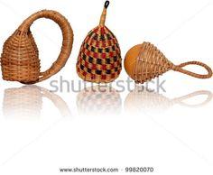 #Various #Rattles #Stock #Photo 99820070 : #Shutterstock #shutterstock.com #Various #Rattles