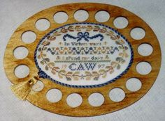 CA Wells Stitcher's Silk Pallette
