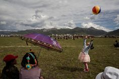 Tibet's little-known nomadic culture, high on the 'Roof of the World' - The…