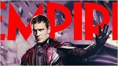 'X-Men: Apocalipsis': 'Empire' publica nueve portadas diferentes con los protagonistas